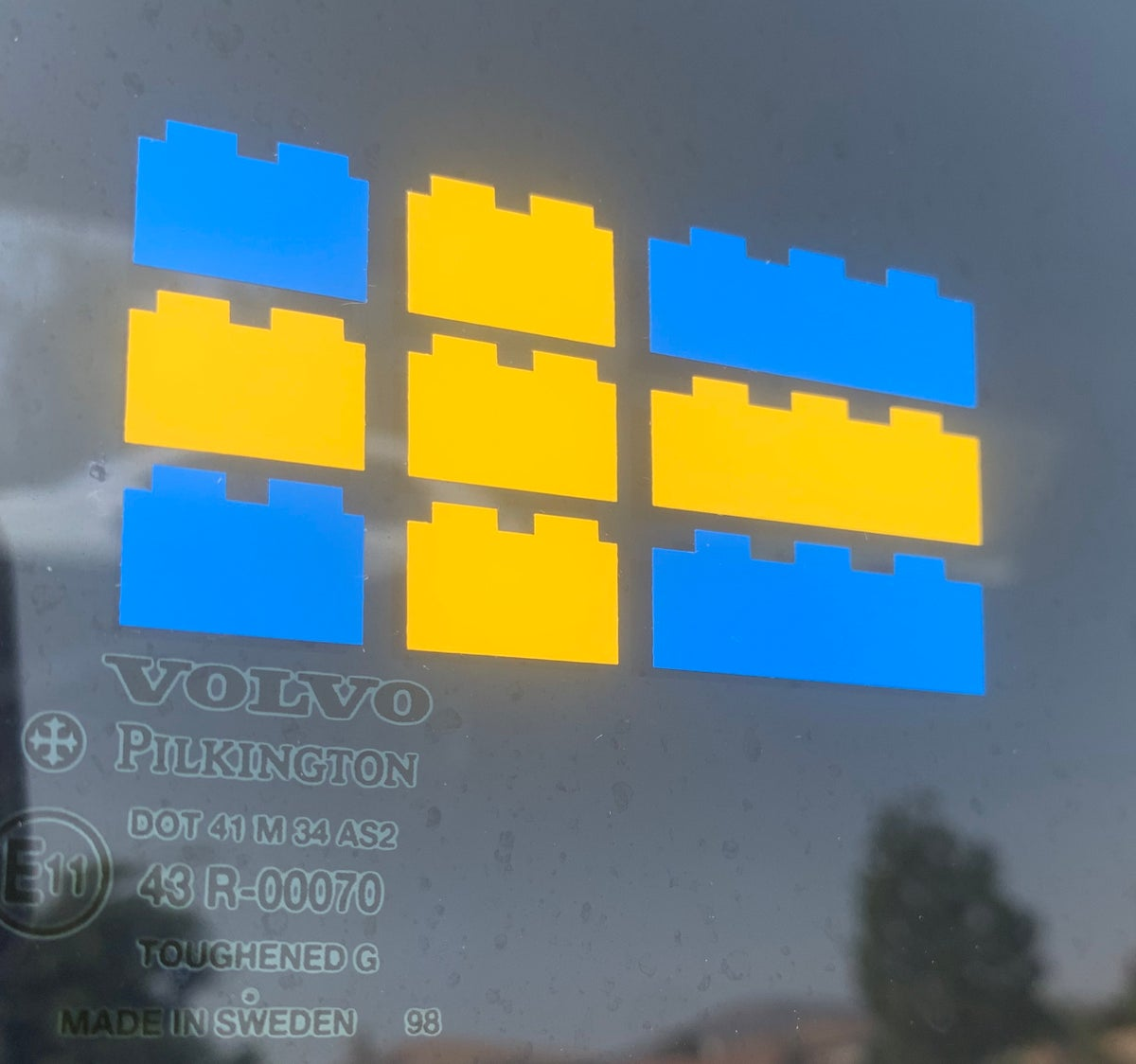 Image of Swedish Brick Flag v.2