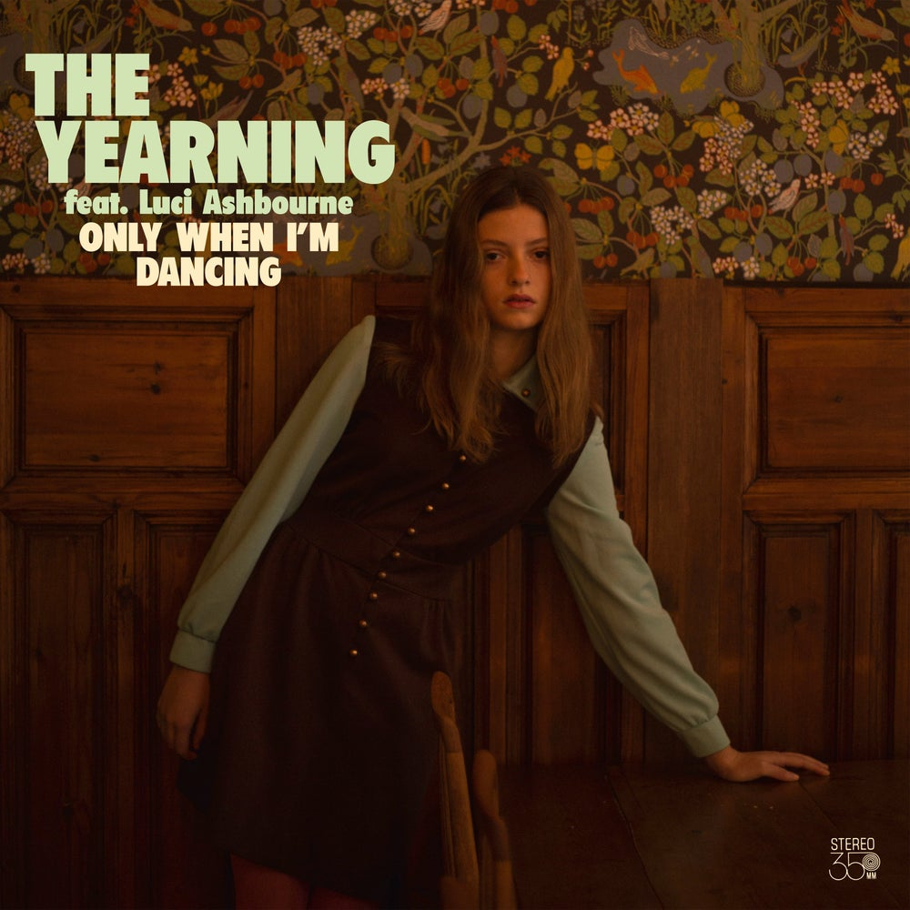 """Image of PRE-ORDER: THE YEARNING Only When I'm Dancing (Chocolate 12"""" Vinyl w/MP3s Ltd Ed or CD)"""