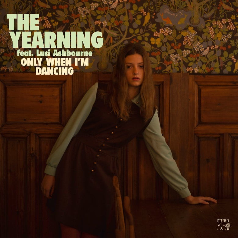 "Image of THE YEARNING Only When I'm Dancing (Chocolate 12"" Vinyl with MP3s / CD)"