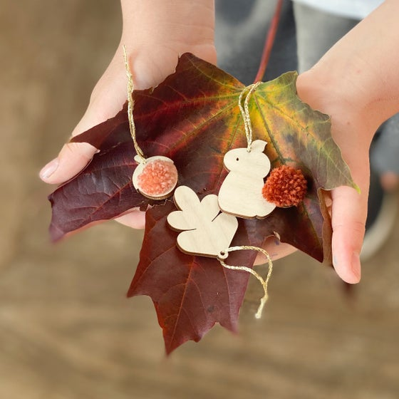 Image of Harvest Mini Decoration Pack