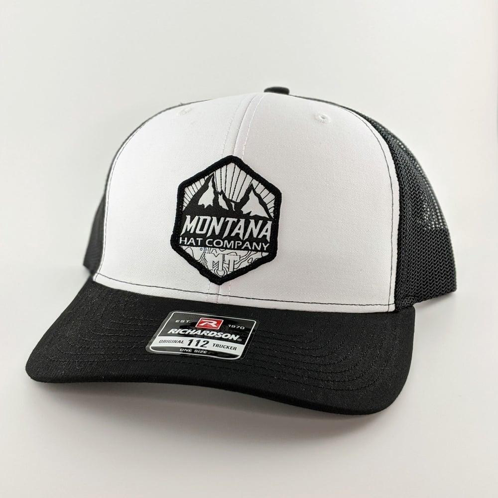 Image of Montana Summit - White and Black