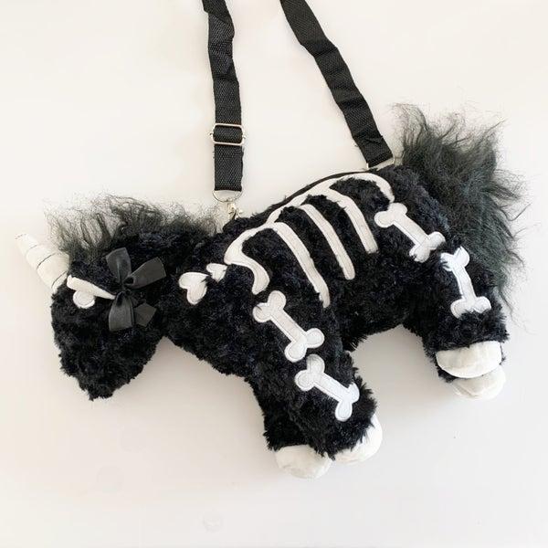 "Image of ""Skelicorn"" Purse"