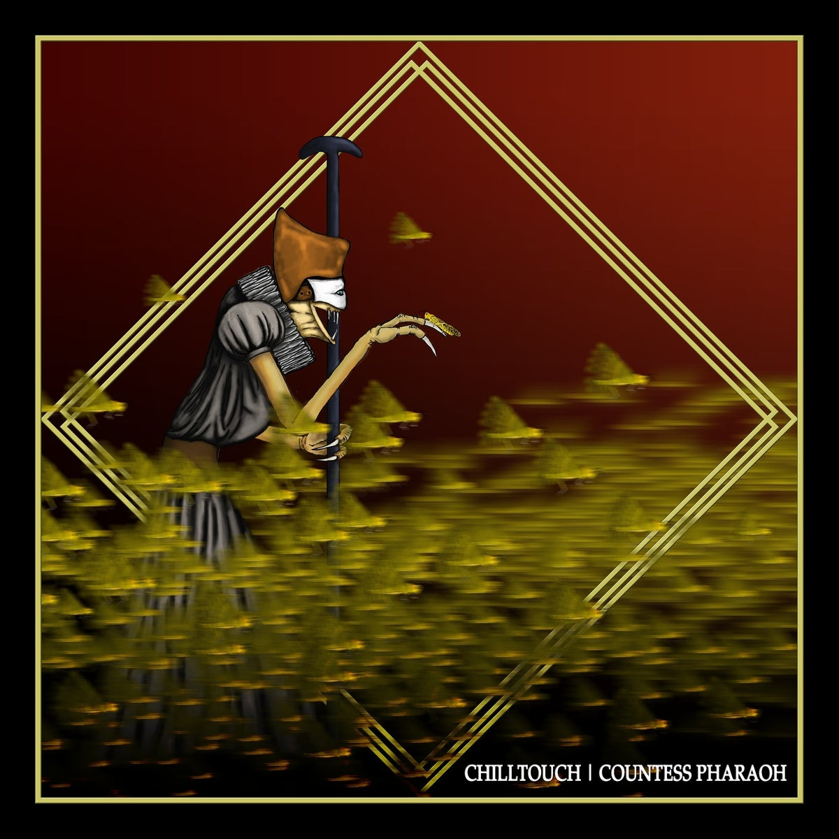 Image of CHILLTOUCH - COUNTESS PHARAOH CD