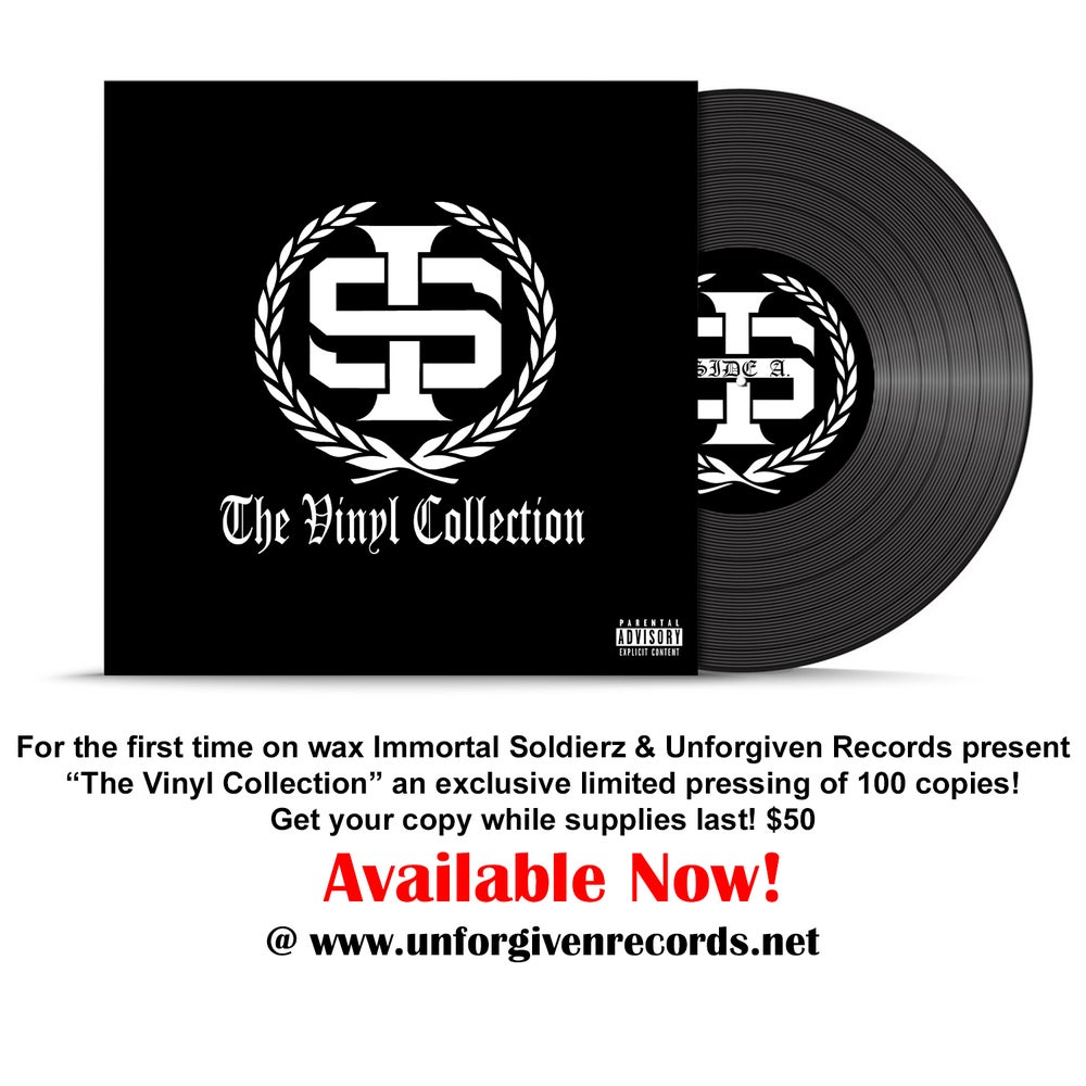 "Image of Immortal Soldierz ""The Vinyl Collection"""