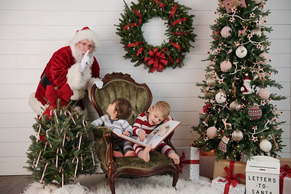 Image of SANTA MINIS November 7th
