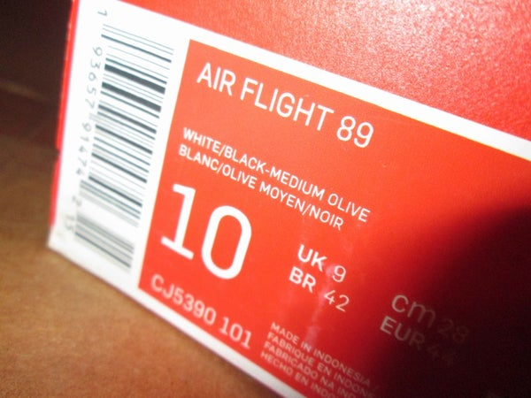 "Air Flight 89 ""White/Olive"" - FAMPRICE.COM by 23PENNY"