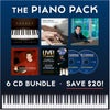 The Piano Pack - 6 CD Bundle (Save $20!)