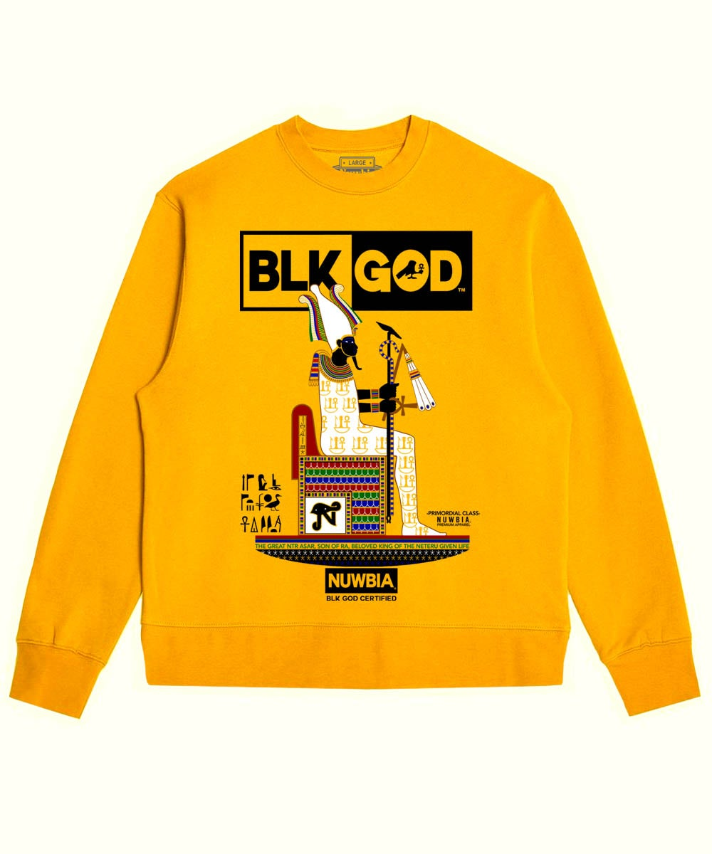 Image of BLK GOD // ASAR THE PERFECT BLK CREW