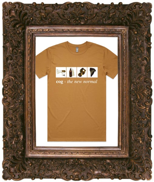 Image of New Normal Tee - Camel