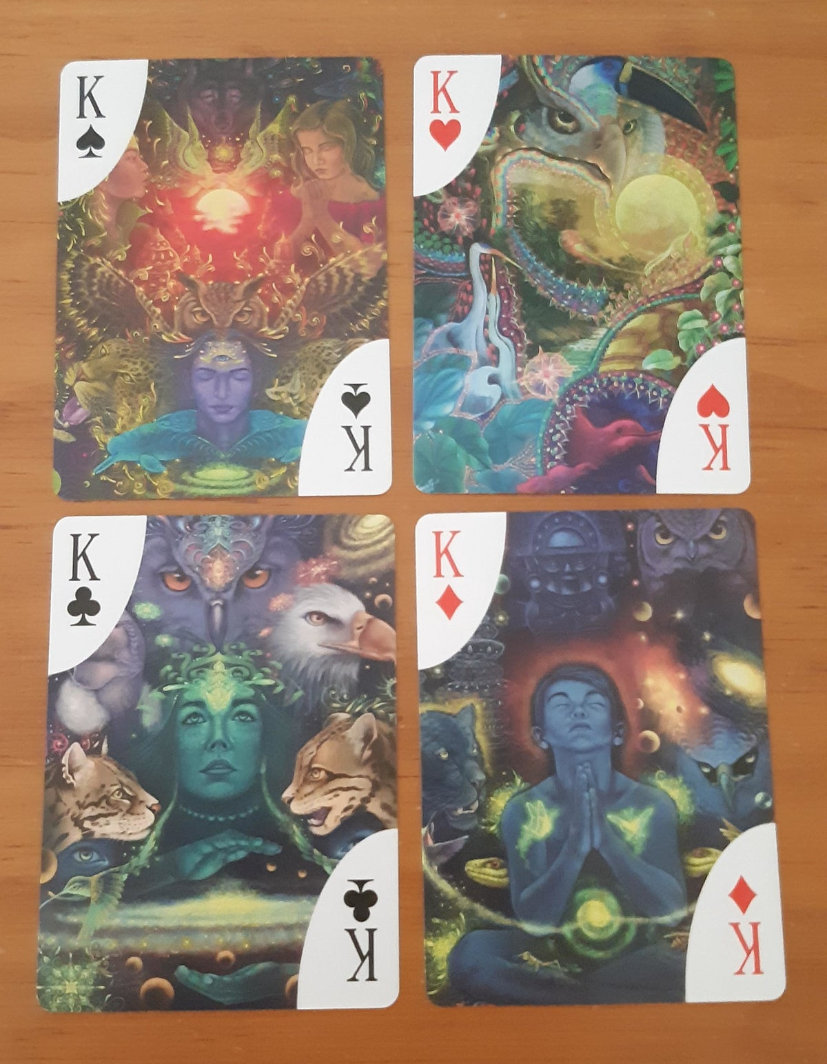 Image of Zagaceta Collection Playing Cards