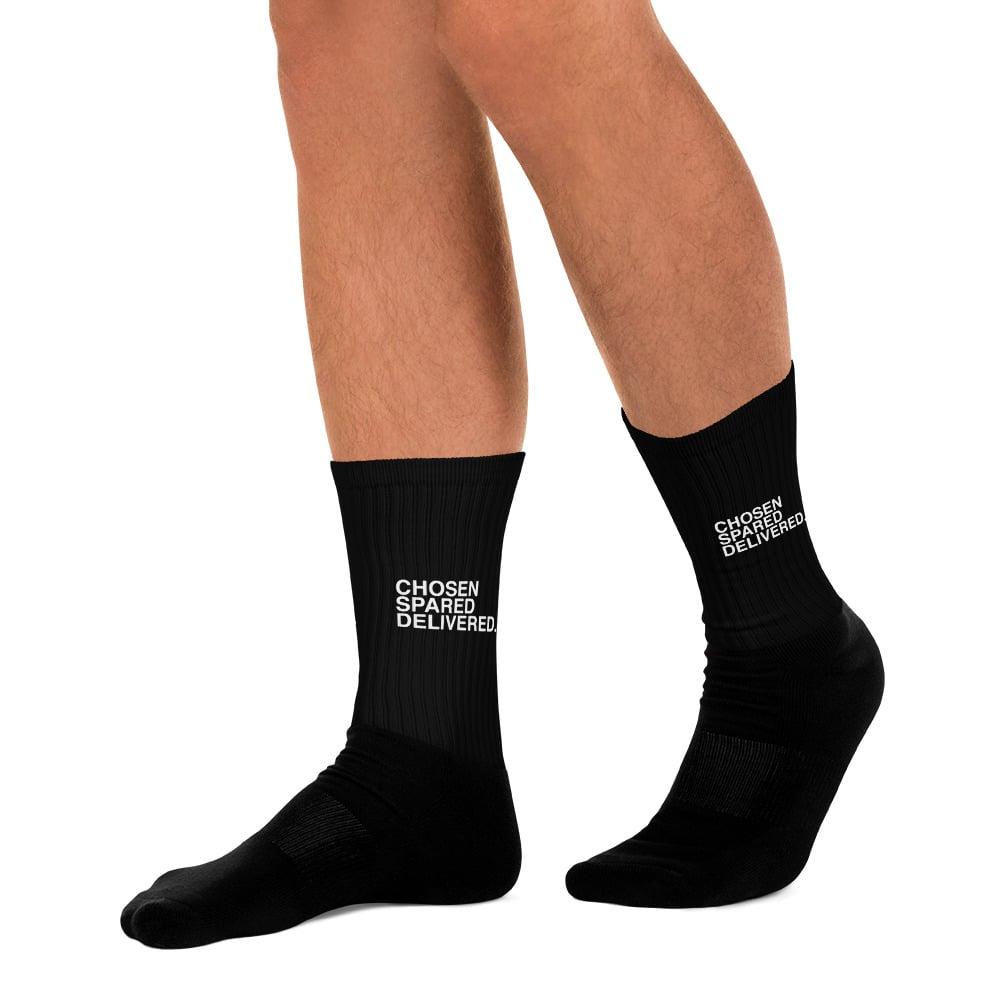 Chosen Spared Delivered Tube Socks