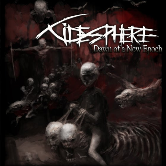 Image of Cidesphere • Dawn of a new Epoch (CD Jewelcase w/ 10-Page Leporello Booklet)