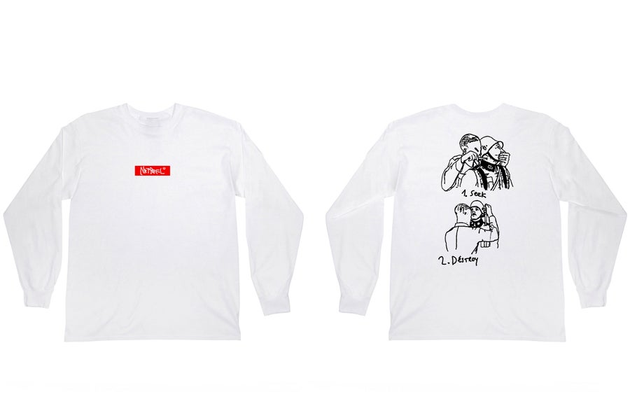 Image of Seek and Destroy Longsleeve