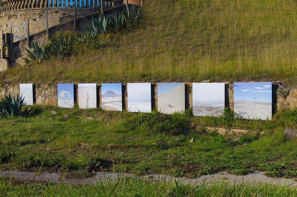 Image of Marcos Zegers: Juego de 4 salvamanteles / Set of 4 placemats