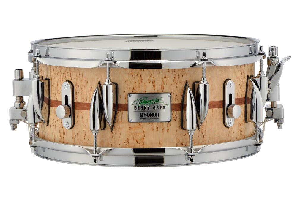 Image of The Benny Greb Signature Snare Drum - Wood