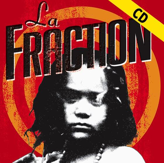 "LA FRACTION ""La Fraction"" CD"