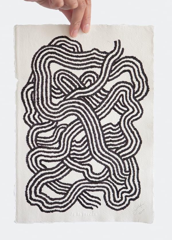 Image of Thread II - Artwork