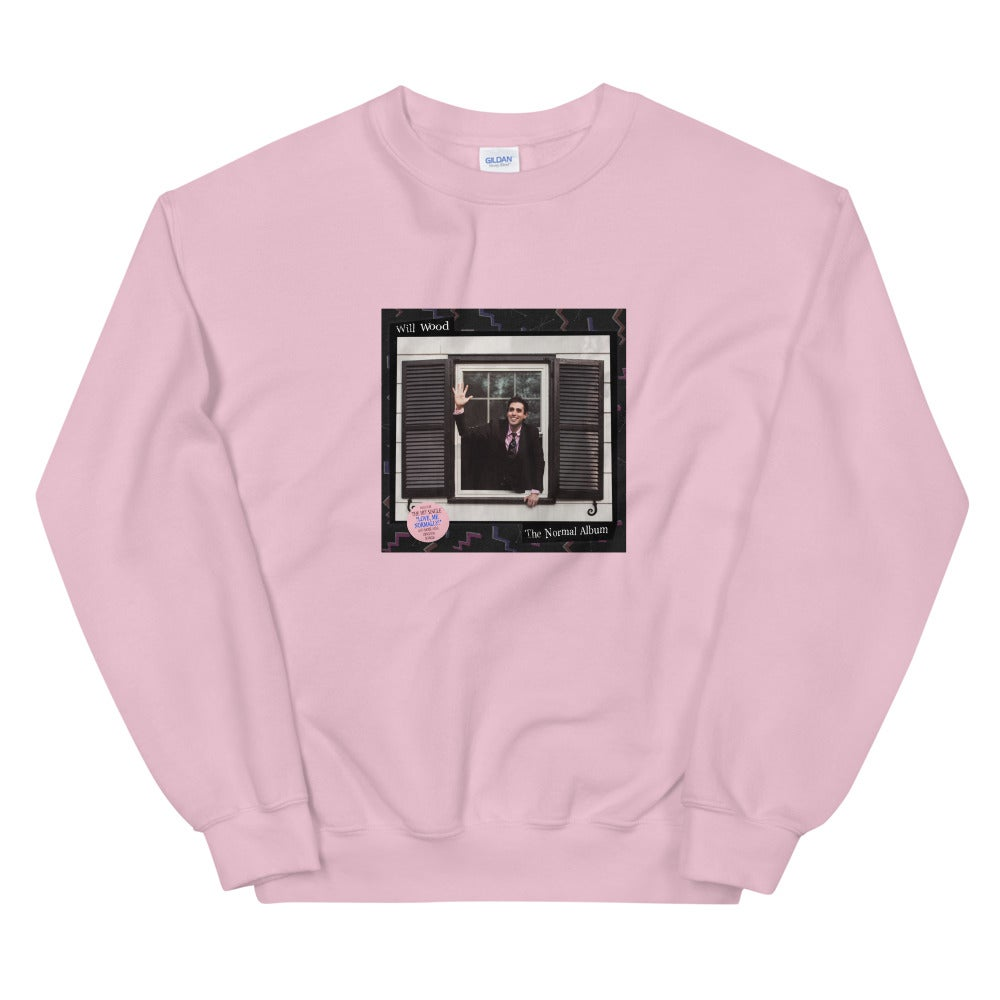 The Normal Album Cover Sweatshirt