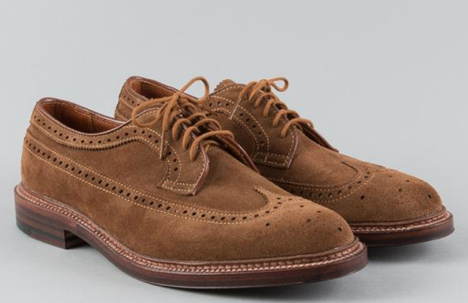 Image of 9794 snuff suede by Alden