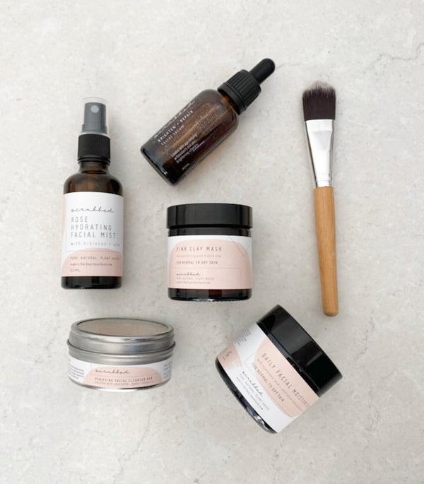 Image of Five Step Normal/ Dry/ Mature Skincare Set