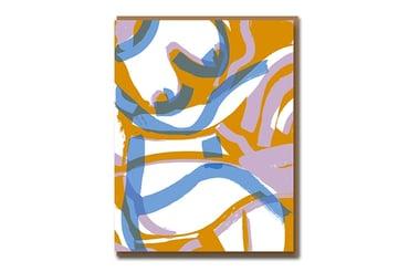 Image of Matisse Dancer - Greetings Card