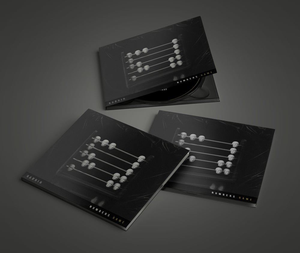 Image of Numbers Game CD