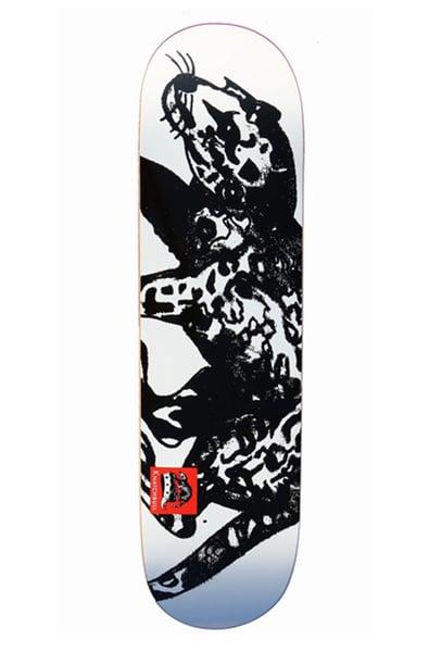 Image of Knatchbull 'Snow Lemmy' deck.