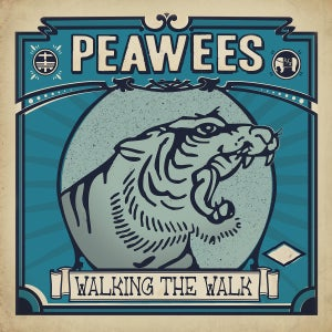 Image of The Peawees - Walking The Walk LP