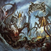 Image of ORGIASTIC DEFLESHMENT Perverse Carnivorous Humanicide CD Pre-Order !!!
