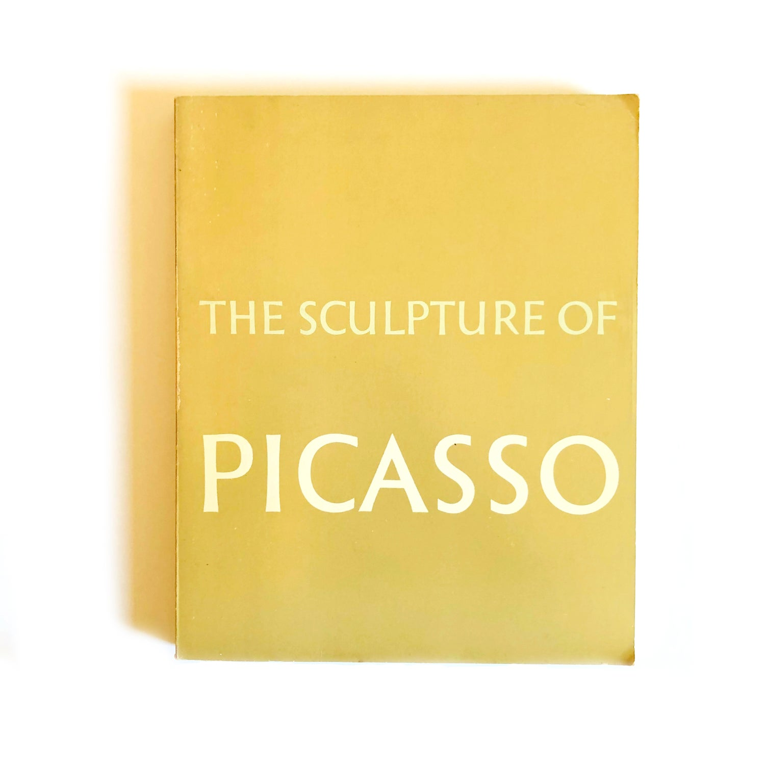 Image of The Sculpture of Picasso by Roland Penrose, Alicia Legg