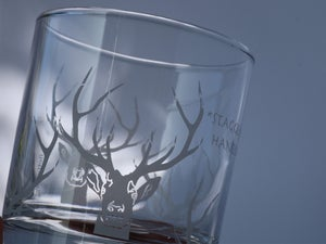 Image of Staggeringly Handsome Glass Tumbler