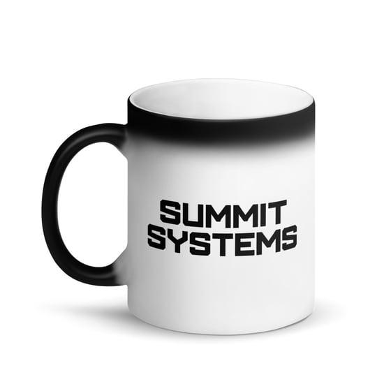 Image of SS Matte Black Magic Mug