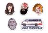 *PRE-SALE* - DUH Tour Sticker Pack