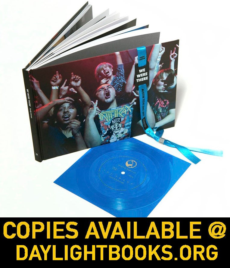 Image of We Were There book / vinyl