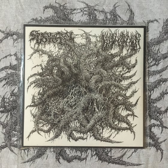 Image of SPECTRAL VOICE / BLOOD INCANTATION Split 7""