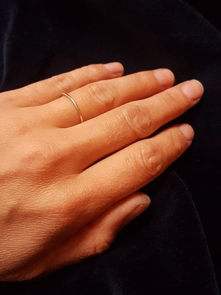 Image of Fine 8k Gold Ring