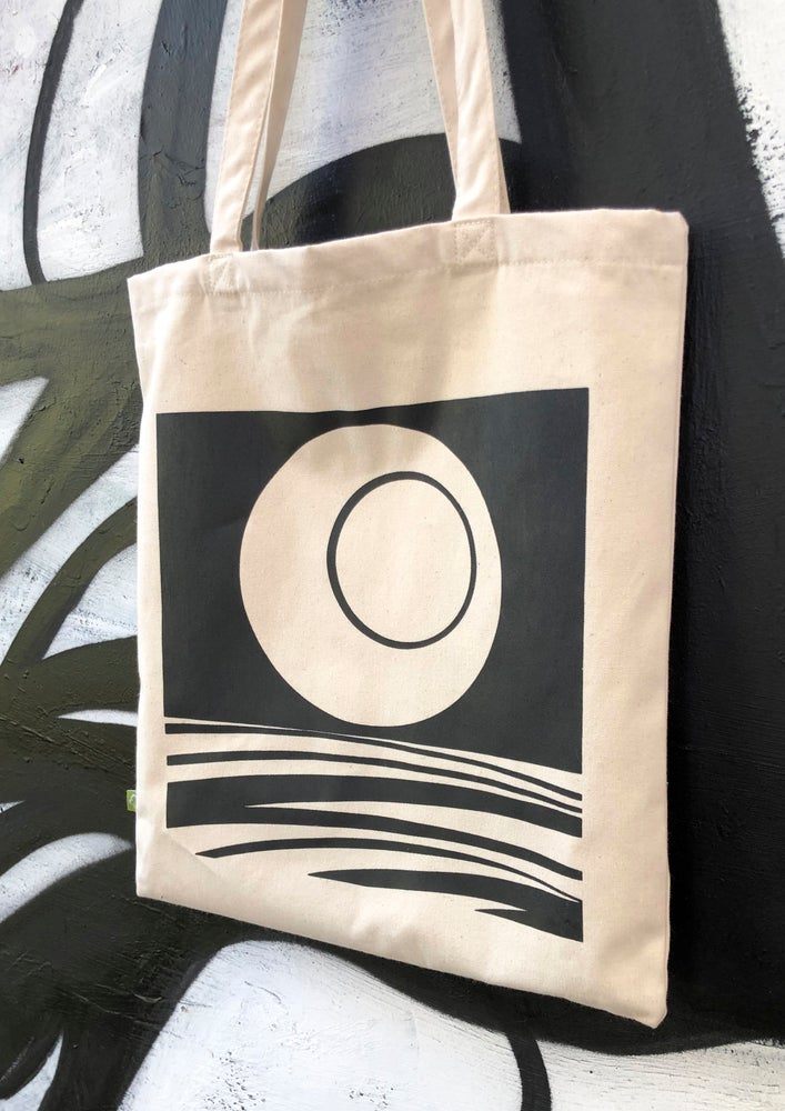 Image of Tribal logo Tote bag by Jota