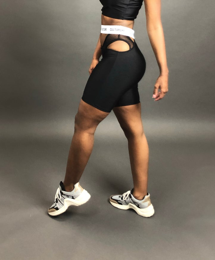 Black Culture Exposed Shorts