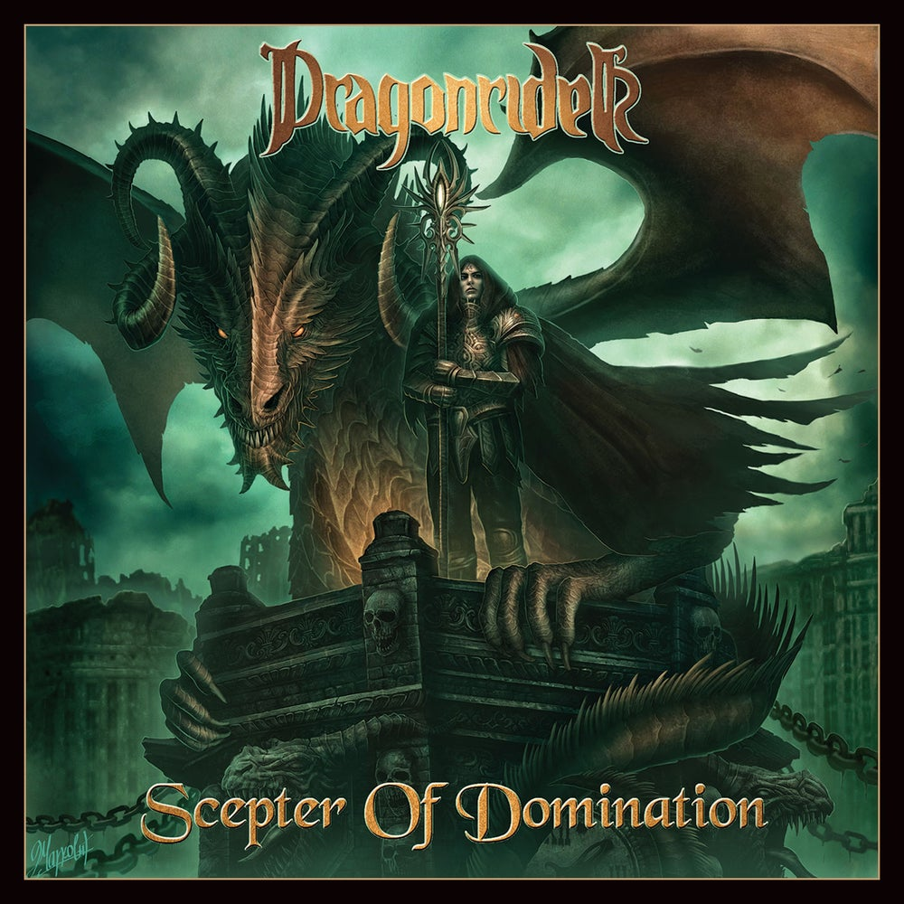 DRAGONRIDER - Scepter of Domination CD