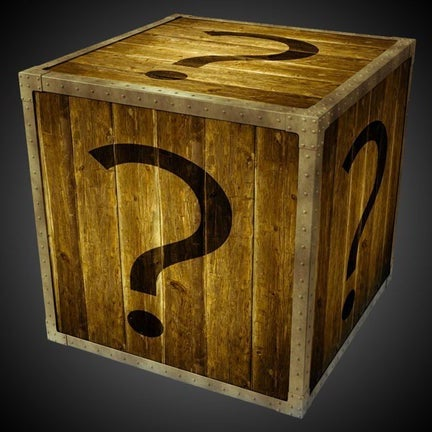 Image of Artist Pearl Mystery Box $25