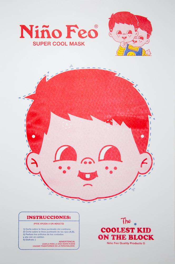 "Image of ""Máscara"" Niño Feo"