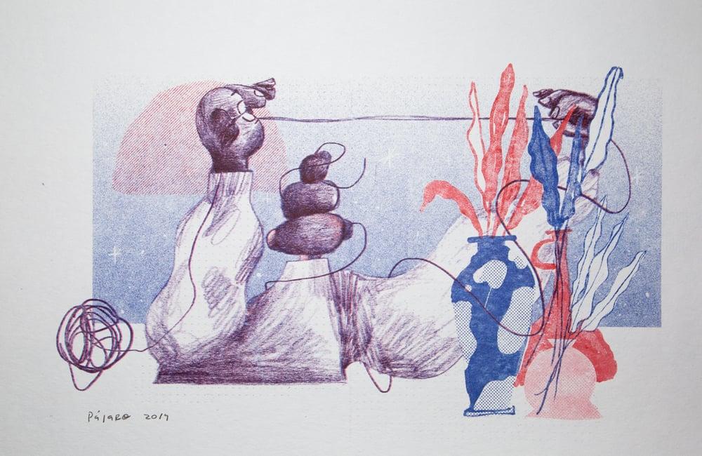 "Image of ""SIN TÍTULO"" Pájaro"