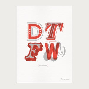 Image of DTFW Limited Edition