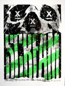 Image of Scream poster Thee Parkside SF 2010