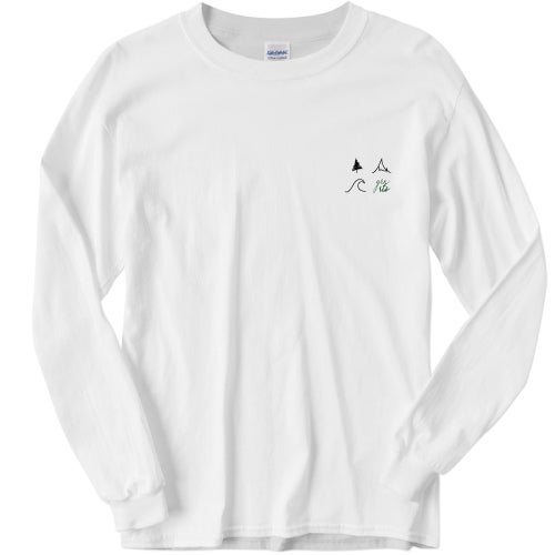 Image of LET'S CAMP LONG SLEEVE