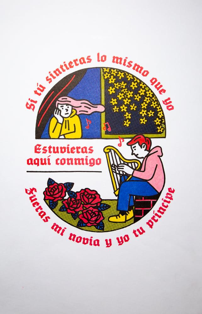 """Image of """"Tu príncipe"""" Nico González"""