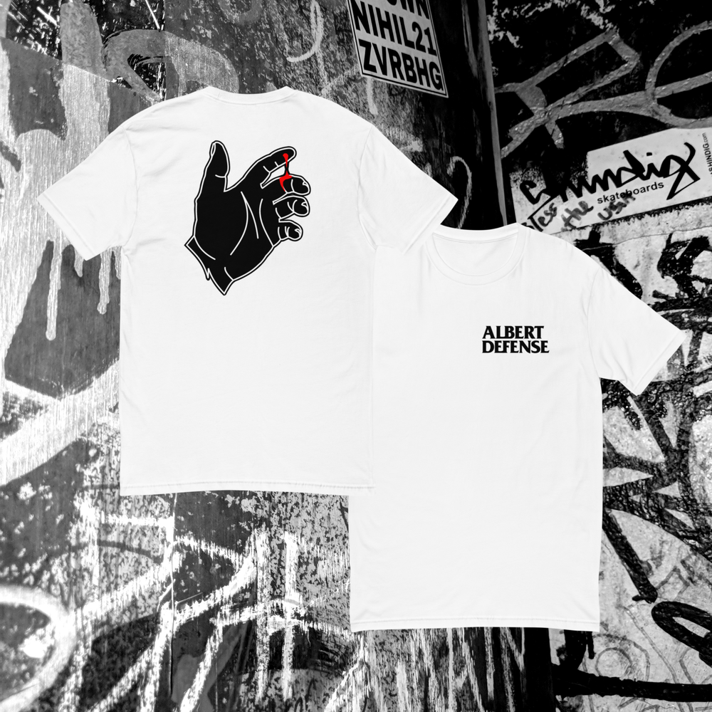 Image of New Black Hand Tee