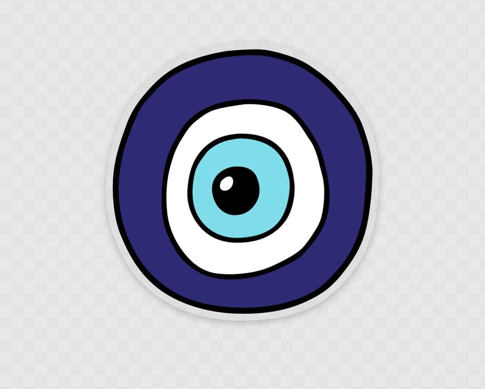 Image of 'Ojo' Sticker