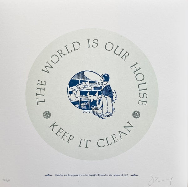 Image of Keep It Clean