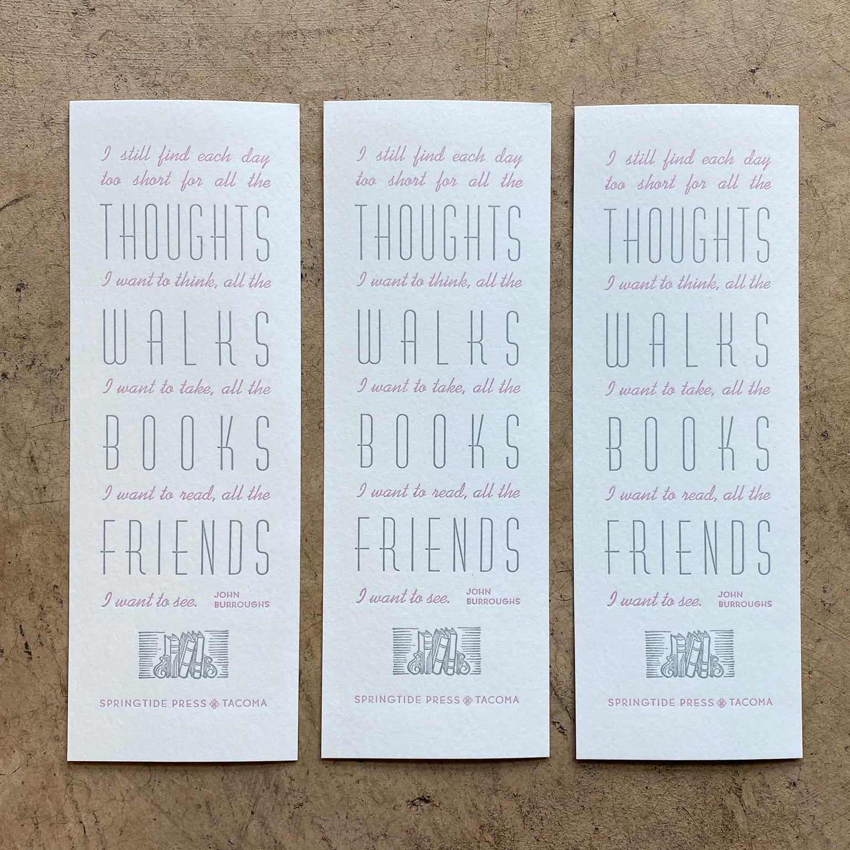 Image of Book Club Bookmark (3-pack)